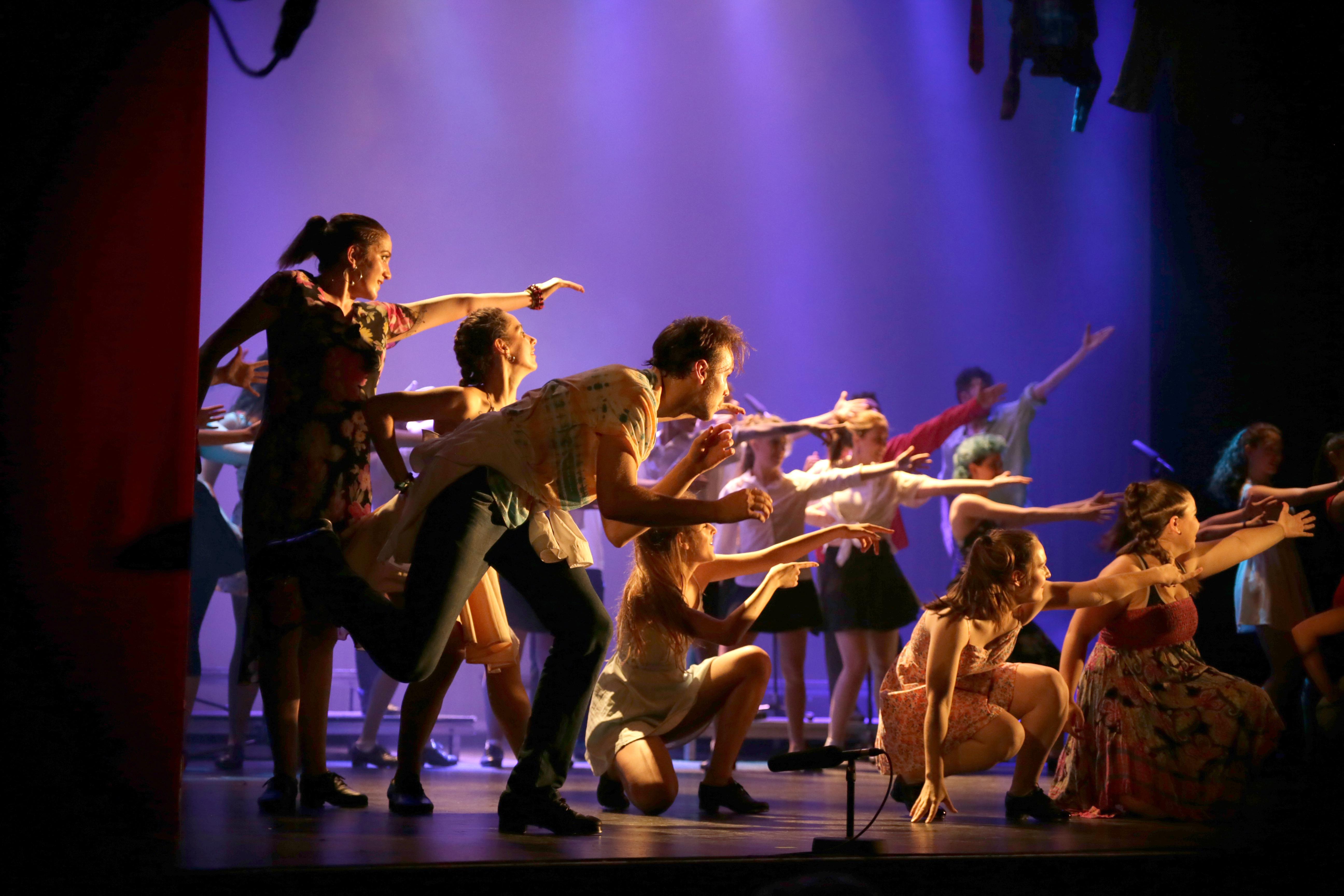 Interpretación y Danza para ADULTOS