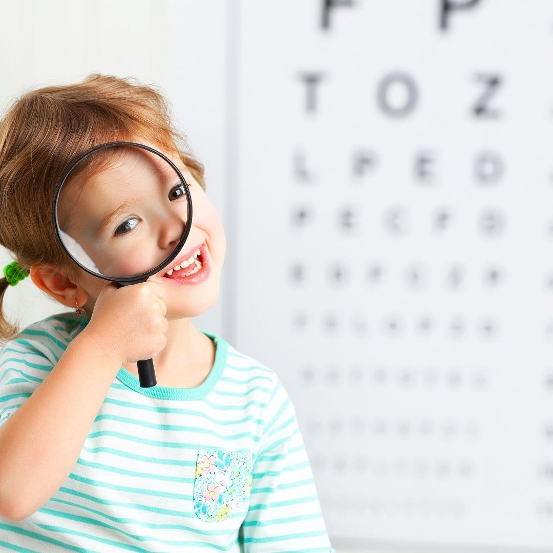 Revisiones visuales gratuitas con Montse Augé, optometrista y terapeuta visual en Integral