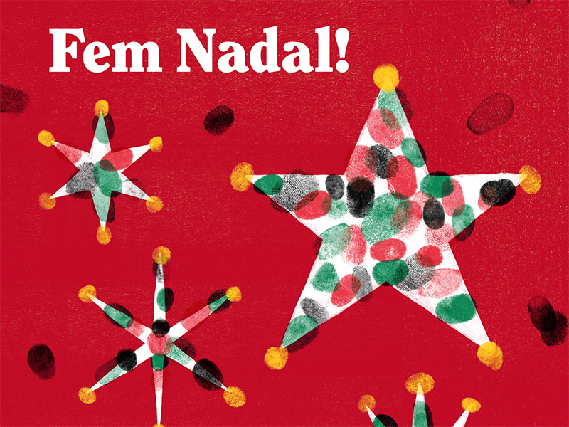 Fem Nadal a tots els barris!