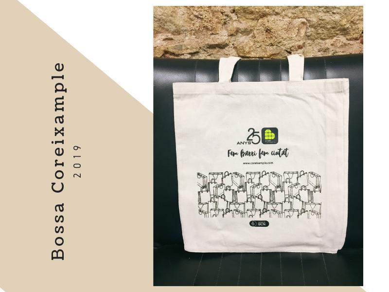 Entra als comerços associats i demana la teva bossa!