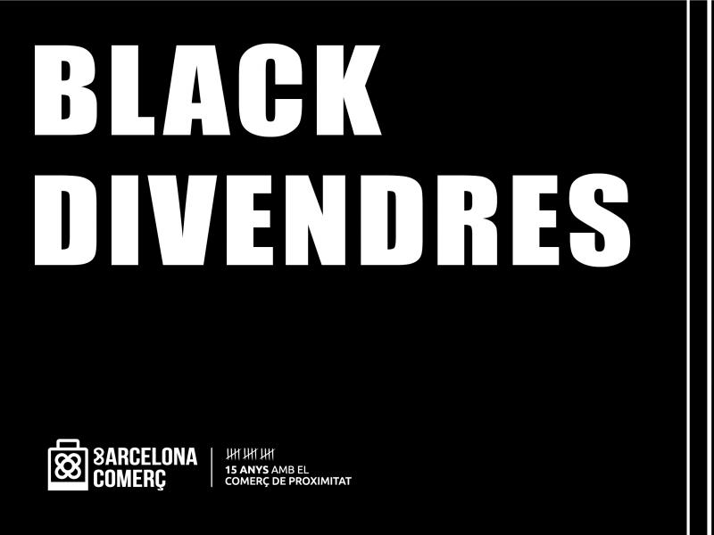 Aprofita els descomptes del Black Divendres! I descobreix totes les promocions
