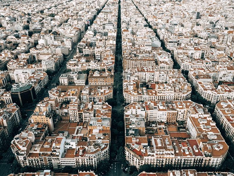 Calles adaptadas y parques reabiertos para un uso seguro del espacio público