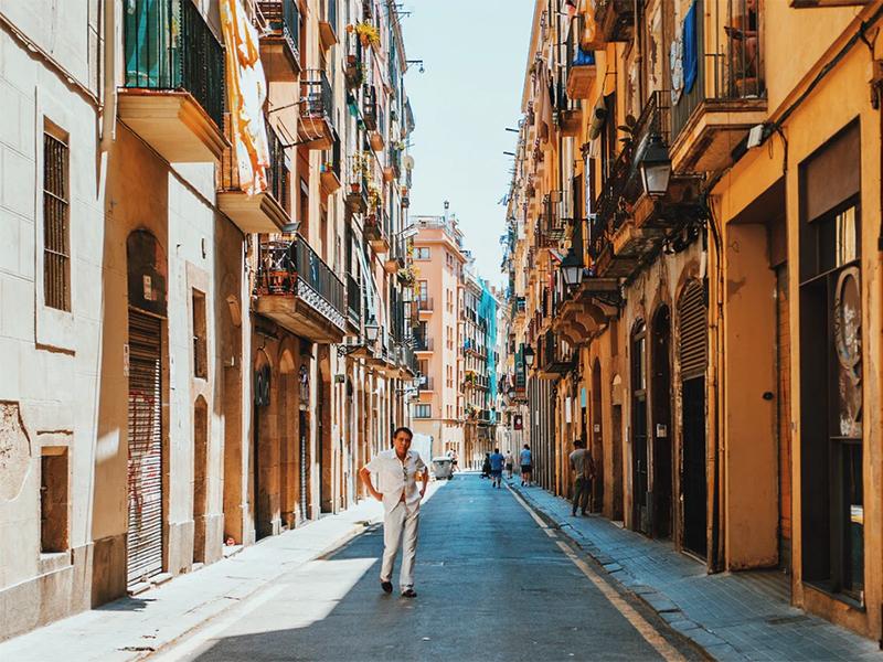 Barcelona passa a la fase 3 de la desescalada